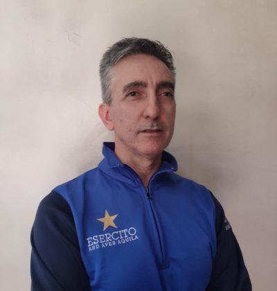 Pilotto Roberto Insegnante della sede di Monza Brianza esercito