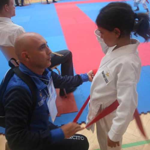 karate sportivo a bergamo